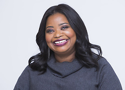 December 11, 2017 - FILE - Golden Globes 2018 Nominees - Nominated for Best Supporting Actress Octavia Spencer, The Shape of Water - November 18, 2017 - Hollywood, California, U.S. - Actress OCTAVIA SPENCER promotes the film 'The Shape of Water' in Hollywood. (Credit Image: © Armando Gallo via ZUMA Studio)