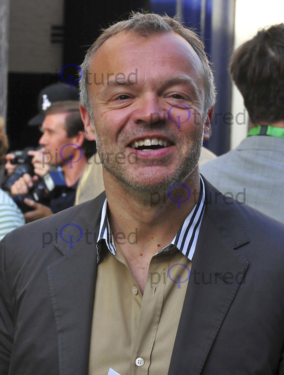 Graham Norton Shrek The Musical press night, Theatre Royal, Drury Lane, London, UK, 14 June 2011:  Contact: Rich@Piqtured.com +44(0)7941 079620 (Picture by Alan Roxborough)