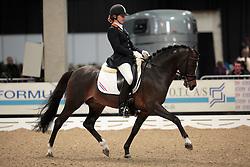 Van Lierop Dana (NED) - Wengelo's Ricardo<br /> JBK Horse Show 2009<br /> © Hippo Foto - Leanjo de Koster