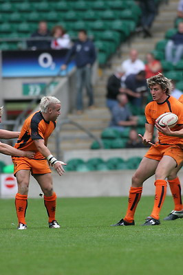 Middlesex Sevens Rugby Union Tournament..Twickenham Stadium..Credit: Digital Sports UK Ltd
