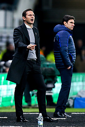 Derby County manager Frank Lampard and Nottingham Forest manager Aitor Karanka - Mandatory by-line: Robbie Stephenson/JMP - 17/12/2018 - FOOTBALL - Pride Park Stadium - Derby, England - Derby County v Nottingham Forest - Sky Bet Championship