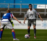 Photo: Jed Wee/Sportsbeat Images.<br /> Carlisle United v Bristol City. Coca Cola League 1. 21/04/2007.<br /> <br /> Bristol City's Alex Russell.