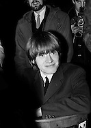 The Rolling Stones Charlie is my Darling - Ireland 1965 -..Brian Jones smiles for the cameras at The Rolling Stones press conference at the Adelphi Theatre, Middle Abbey Street, Dublin. This was the band's first Irish tour of 1965....07/01/1965.01/07/1965.07 January 1965...The Rolling Stones Charlie is my Darling - Ireland 1965.Out November 2nd from ABKCO.Super Deluxe Box Set/Blu-ray and DVD Details Revealed. .ABKCO Films is proud to join in the celebration of the Rolling Stones 50th Anniversary by announcing exclusive details of the release of the legendary, but never before officially released film, The Rolling Stones Charlie is my Darling - Ireland 1965.  The film marked the cinematic debut of the band, and will be released in Super Deluxe Box Set, Blu-ray and DVD configurations on November 2nd (5th in UK & 6th in North America).. .The Rolling Stones Charlie is my Darling - Ireland 1965 was shot on a quick weekend tour of Ireland just weeks after ?(I Can't Get No) Satisfaction? hit # 1 on the charts and became the international anthem for an entire generation.  Charlie is my Darling is an intimate, behind-the-scenes diary of life on the road with the young Rolling Stones featuring the first professionally filmed concert performances of the band's long and storied touring career, documenting the early frenzy of their fans and the riots their live performances incited.. .Charlie is my Darling showcases dramatic concert footage - including electrifying performances of ?The Last Time,? ?Time Is On My Side? and the first ever concert performance of the Stones counterculture classic, ?(I Can't Get No) Satisfaction.?  Candid, off-the-cuff interviews are juxtaposed with revealing, comical scenes of the band goofing around with each other. It's also an insider's glimpse into the band's developing musical style by blending blues, R&B and rock-n-roll riffs, and the film captures the spark about to combust into The Greatest Rock and Roll Band in the World.. .The 1965 version