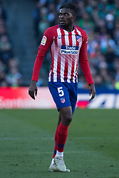 February 3, 2019 - Sevilla, Andalucia, Spain - Thomas of Atletico de Madrid looks on   during the LaLiga match between Real Betis vs Atletico de Madrid at the Estadio Benito Villamarin in Sevilla, Spain. (Credit Image: © Javier MontañO/Pacific Press via ZUMA Wire)