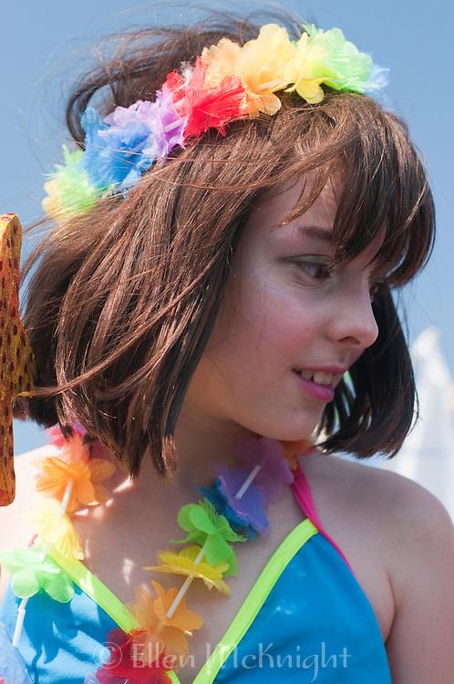 Coney Island Mermaid Parade in Brooklyn - June 19, 2010