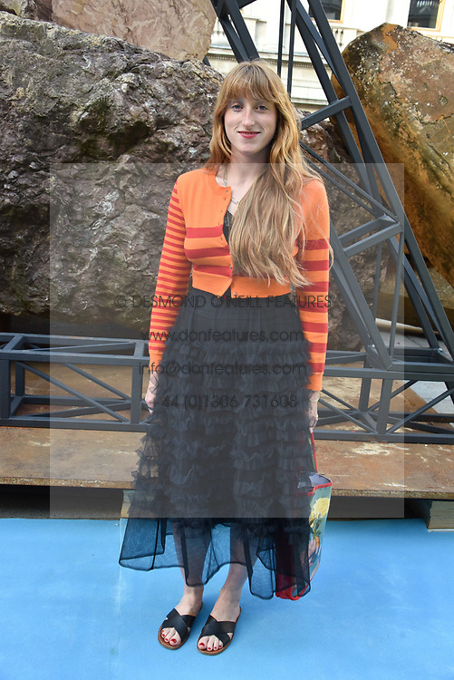 Molly Goddard at the Royal Academy Of Arts Summer Exhibition Preview Party 2018 held at The Royal Academy, Burlington House, Piccadilly, London, England. 06 June 2018.