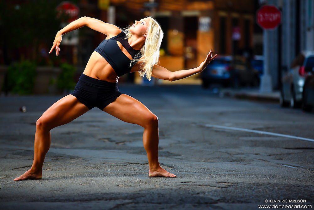 Dance As Art Photography Project- Dumbo Brooklyn, New York with dancer, Jenny Bohlstrom.
