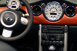 09 February 2006:  2007 Mini Cooper Convertible.....Chicago Automobile Trade Association, Chicago Auto Show, McCormick Place, Chicago IL