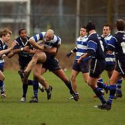 Rugby, RC Hilversum - 't Gooi