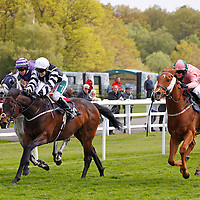 Space War and Miss A Hesketh winning 3.05 race