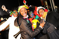16.06.2010, Versfeld-Stadion, Pretoria, RSA, FIFA WM 2010, RSA, FIFA WM 2010, Südafrika vs Uruguay im Bild Fanfeature Südafrika, EXPA Pictures © 2010, PhotoCredit: EXPA/ InsideFoto/ G. Perottino, ATTENTION! FOR AUSTRIA AND SLOVENIA ONLY!!! / SPORTIDA PHOTO AGENCY