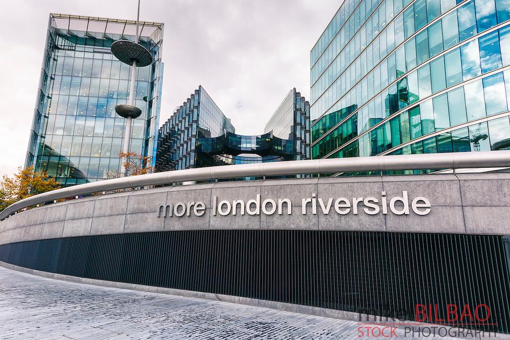 More London area. London, England, United kingdom, Europe.