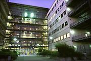 Nederland, Zwolle, 16-8-2006Gebouw van de Hogeschool Windesheim, architect van der Belt.Foto: Flip Franssen/Hollandse Hoogte