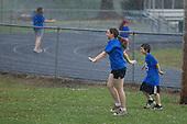Fifth Grade Running Club, Spring 2012, Rainout