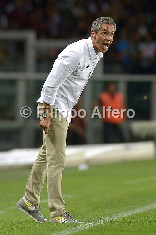 &copy; Filippo Alfero<br /> Torino-Fiorentina, Serie A 2015/2016<br /> Torino, 30/08/2015<br /> sport calcio<br /> Nella foto: Paulo Sousa