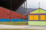 Off-season, Rutland, Vermont State Fairgrounds.