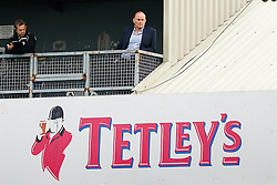 Bristol Director of Rugby Andy Robinson looks on from a gantry - Photo mandatory by-line: Rogan Thomson/JMP - 07966 386802 - 14/09/2014 - SPORT - RUGBY UNION - Leeds, England - Headingley Carnegie Stadium - Yorkshire Carnegie v Bristol Rugby - Greene King IPA Championship.