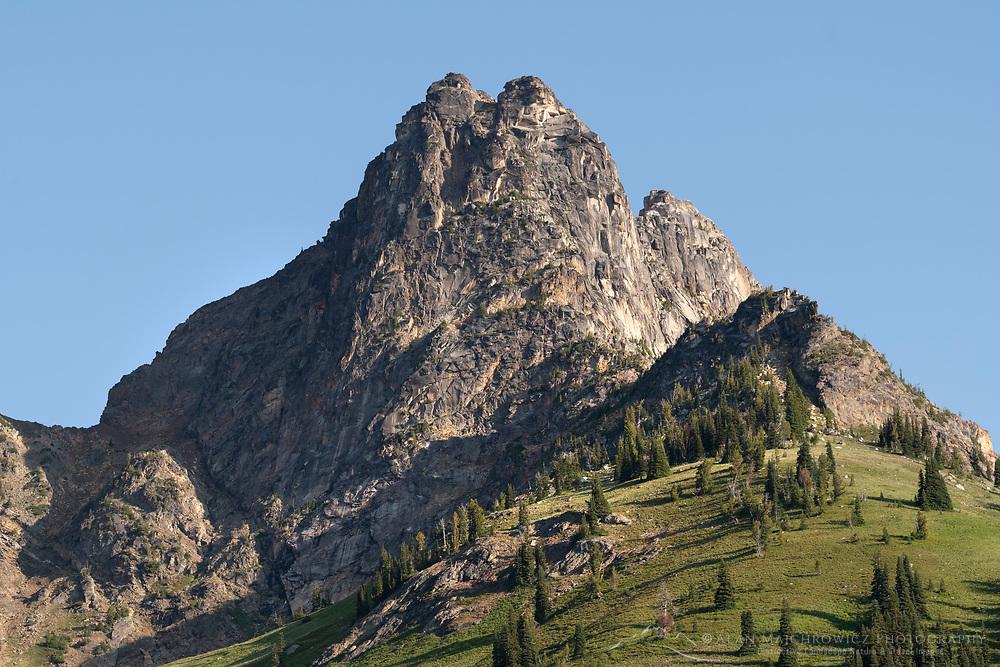 Cutthroat Peak, North Cascades Washington