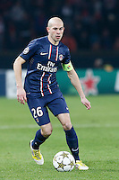 FOOTBALL - CHAMPIONS LEAGUE 2012/2013 PSG VS ZAGREB - 06/11/2012 - CHRISTOPHE JALLET (PARIS SAINT-GERMAIN)