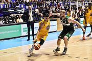 Alibegovic Mirza<br /> FIAT Torino - Sidigas Avellino<br /> Lega Basket Serie A 2016-2017<br /> Torino 22/01/2017<br /> Foto Ciamillo-Castoria