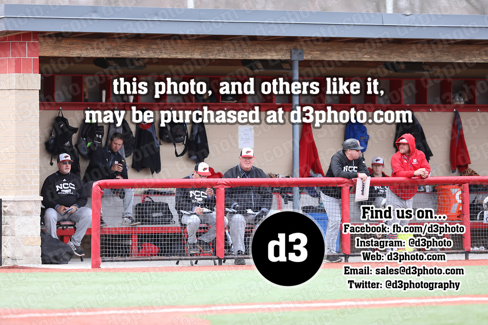 Baseball: Carthage College Red Men vs. North Central College Cardinals