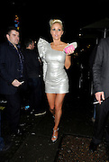 24.JANUARY.2012. LONDON<br /> <br /> GILL O'TOOLE AND THE DESPARATE SCOUSEWIVES CAST OUT AND ABOUT AT THE AURA NIGHTCLUB IN MAYFAIR, LONDON<br /> <br /> BYLINE: EDBIMAGEARCHIVE.COM<br /> <br /> *THIS IMAGE IS STRICTLY FOR UK NEWSPAPERS AND MAGAZINES ONLY*<br /> *FOR WORLD WIDE SALES AND WEB USE PLEASE CONTACT EDBIMAGEARCHIVE - 0208 954 5968*
