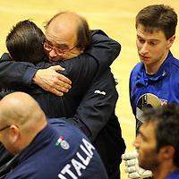 Russia v Italy