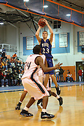 MCHS Varsity Boys Basketball.vs Orange.12/4/2007..The Boys Varsity Basketball team lost at Orange tonight 63-47. Andre Parker led Madison with 14 points. Jerel Carter had 9 and Logan Terrell had 8 points and 15 rebounds. Casey Campbell dished out 6 assists on the night..