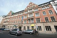 29 APR 2010, BERLIN/GERMANY:<br /> Thomas-Dehler-Haus der FDP<br /> IMAGE: 20100429-01-005