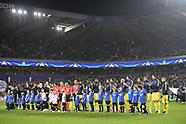RSC Anderlecht v PSG Paris Saint-Germain - 18 October 2017