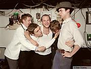 Xerox Teens, a young band, Southend, UK 2006