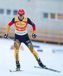 20.12.2014, Nordische Arena, Ramsau, AUT, FIS Nordische Kombination Weltcup, Staffel Langlauf, im Bild Eric Frenzel (GER) // during Cross Country of FIS Nordic Combined World Cup, at the Nordic Arena in Ramsau, Austria on 2014/12/20. EXPA Pictures © 2014, EXPA/ JFK