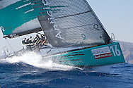 SPAIN, Carthagena, August 26th 2008, AUDI Medcup, Region of Murcia Trophy, Race 2, Quantum Racing (USA)