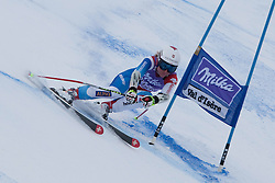 19.12.2010, Val D Isere, FRA, FIS World Cup Ski Alpin, Ladies, Super Combined, im Bild Fabienne Suter (SUI) whilst competing in the Super Giant Slalom section of the women's Super Combined race at the FIS Alpine skiing World Cup Val D'Isere France. EXPA Pictures © 2010, PhotoCredit: EXPA/ M. Gunn / SPORTIDA PHOTO AGENCY