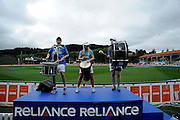 Drumer's during the ICC Cricket World Cup match between Afghanistan and Sri Lanka at university oval in Dunedin, New Zealand. Photo: Richard Hood/photosport.co.nz
