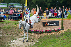 Tim Lips, (NED), Keyflow NOP - Eventing Cross Country test - Alltech FEI World Equestrian Games™ 2014 - Normandy, France.<br /> © Hippo Foto Team - Leanjo de Koster<br /> 30/08/14