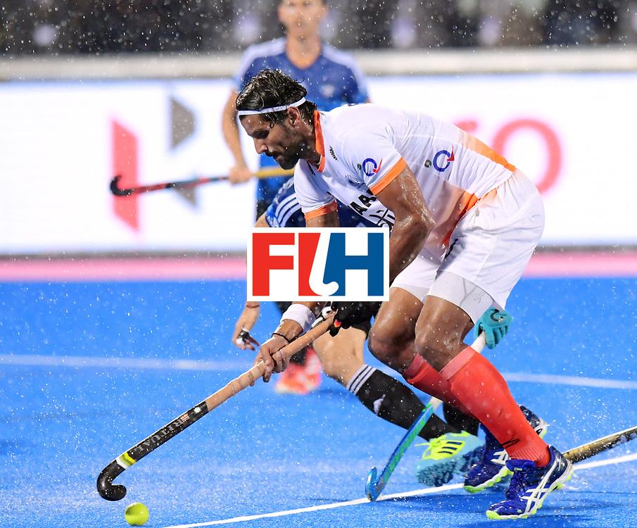 Odisha Men's Hockey World League Final Bhubaneswar 2017<br /> Match id:19<br /> India v Argentina<br /> Foto: Rupinder Pal Singh (Ind)<br /> COPYRIGHT WORLDSPORTPICS FRANK UIJLENBROEK