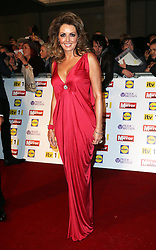 Carol Vorderman arriving for the Pride of Britain Awards in London, Monday, 29th October  2012 Photo by: Stephen Lock / i-Images