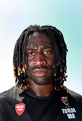 Exclusive Paul Sackey photo feature shot for SEEN Sport Magazine in Toulon, Cote D'Azur, France, 20th July 2010.