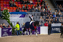 Werth Isabell, GER, Weihegold OLD<br /> LONGINES FEI World Cup™ Finals Gothenburg 2019<br /> © Dirk Caremans<br /> 05/04/2019