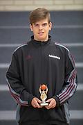 Eastern Mavericks u16 Boys Div 4 Best Team Player Sam Adams