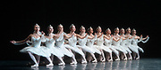 La Bayadere <br /> A ballet in three acts <br /> Choreography by Natalia Makarova <br /> After Marius Petipa <br /> The Royal Ballet <br /> At The Royal Opera House, Covent Garden, London, Great Britain <br /> General Rehearsal <br /> 30th October 2018 <br /> <br /> STRICT EMBARGO ON PICTURES UNTIL 2230HRS ON THURSDAY 1ST NOVEMBER 2018 <br /> <br /> <br /> The Shades <br /> <br /> <br /> Photograph by Elliott Franks Royal Ballet's Live Cinema Season - La Bayadere is being screened in cinemas around the world on Tuesday 13th November 2018 <br />