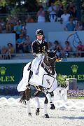 Victoria Michalke - Dance On<br /> World Equestrian Festival, CHIO Aachen 2014<br /> © DigiShots