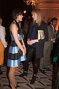 JADE PARFITT, The Veuve Clicquot Business Woman Award. Claridge's Ballroom. London W1. 11 May 2015.
