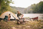 james river camping