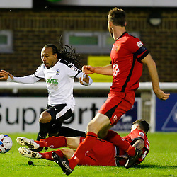 Dover v Barrow | National League | 21 November 2015