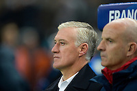 Didier Deschamps  - 26.03.2015 - France / Bresil - Match Amical<br />