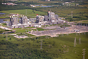 Electricity generation facility in Houston, Texas.