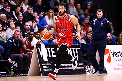 Lewis Champion of Bristol Flyers - Photo mandatory by-line: Robbie Stephenson/JMP - 01/03/2019 - BASKETBALL - Eagles Community Arena - Newcastle upon Tyne, England - Newcastle Eagles v Bristol Flyers - British Basketball League Championship