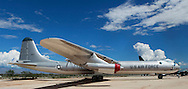The Convair B 36 G  Peacemaker Bomber at the Pima Air and Space Museum in Tuscon, Arizona.<br /> <br /> Photo by Dennis Brack